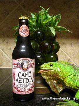Taylor's Tonics Cafe Azteca Sparkling & Spiced Espresso Cola