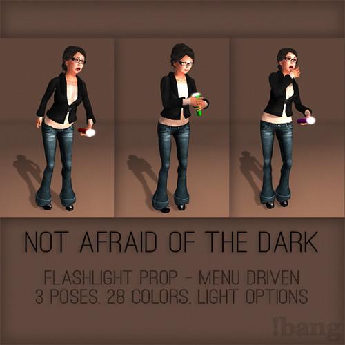 !bang - not afraid of the dark