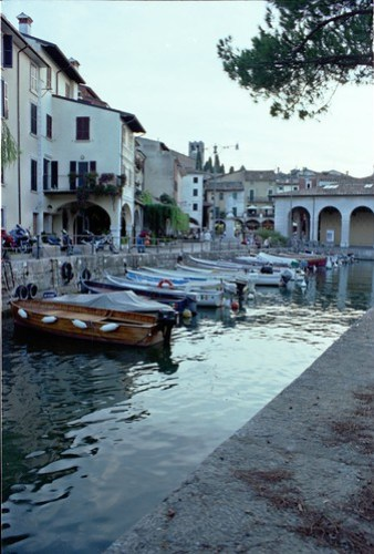Desenzano, Lake Garda, Italy