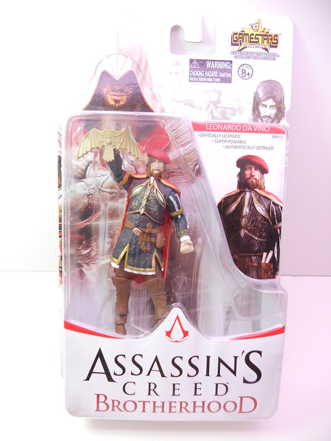 assassins creed brotherhood 3.75 figures (5)