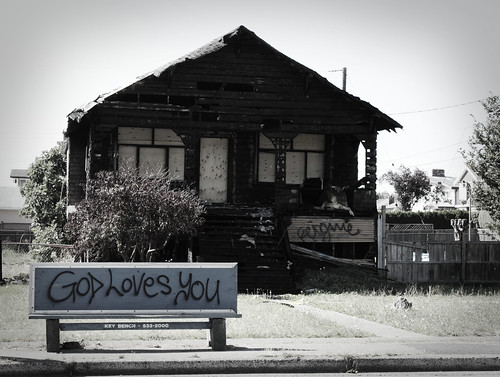 A25 - By Request - Abandoned Building