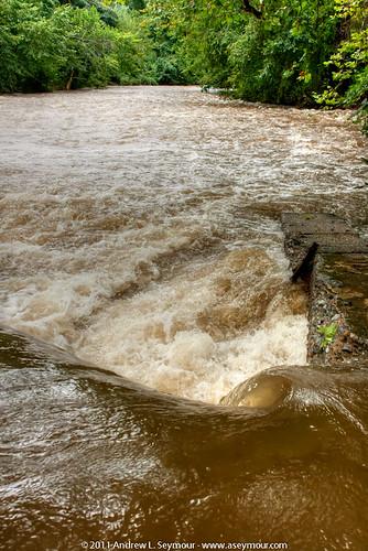 Struble Trail Dam 01 - Downingtown