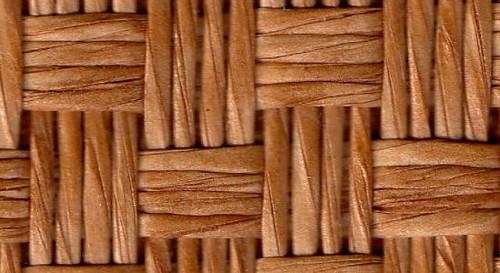 Basket Weave 66-100-04 Chestnut by KOTHEA