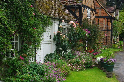 20110717-17_Cottages - Turville (BBCs Dibley) by gary.hadden