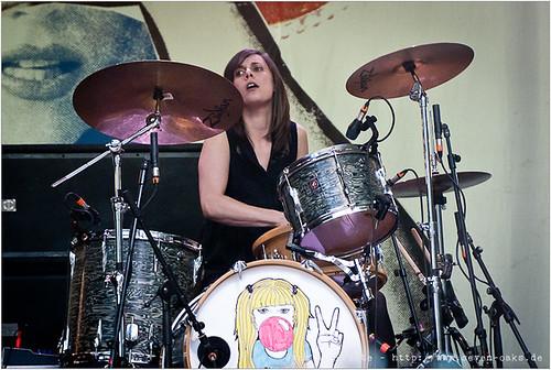 Drummerin / Kate Nash