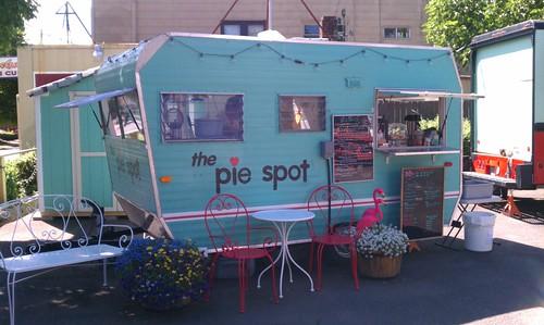 The Pie Spot