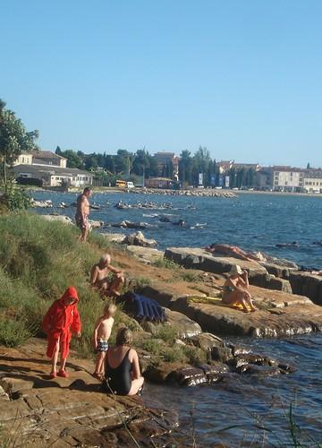 Kroatien: Porec