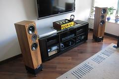 Leben CS600 & Living Voice OBX-R2
