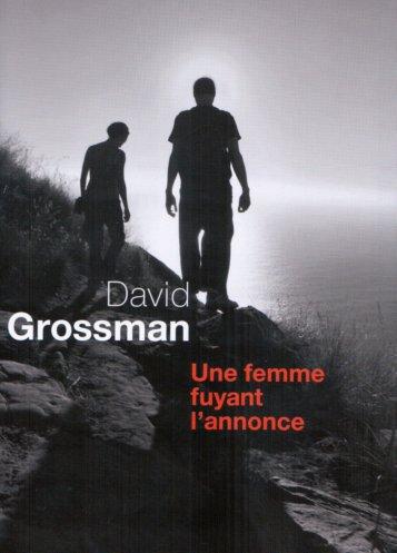 11i05 David Grossman
