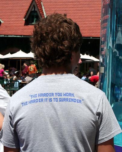 Random T-shirt Guy