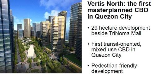 Ayala's Vertis North