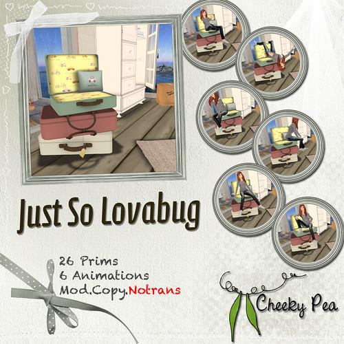 Just So Lovabug! by Isla Gealach