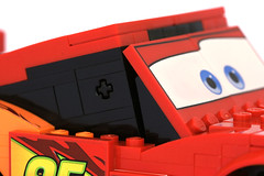 8484 Ultimate Build Lightning Mcqueen - 10