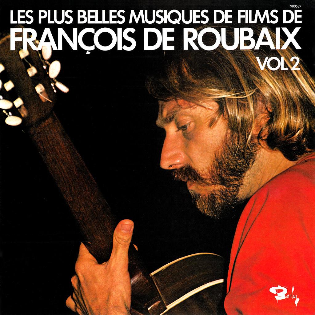 François de Roubaix - Les plus belles musiques de films Vol.2