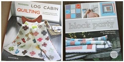 Modern Log Cabin Quilting + Block Party = Action Kivu fundraiser!