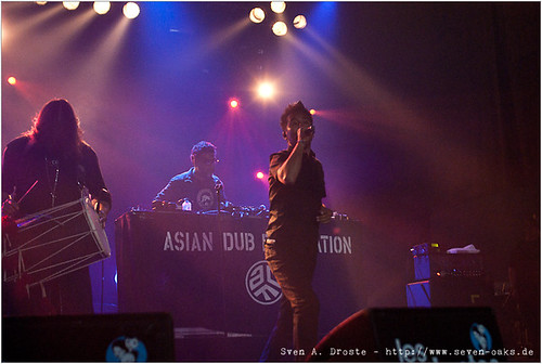 Prithpal Rajput (Cyber), Sanjay Gulabbhai Tailor (Sun-J) & Al Rumjen / Asian Dub Foundation