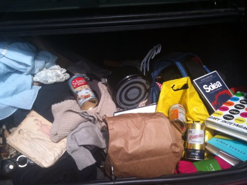 Junk In My Trunk 8-13-11