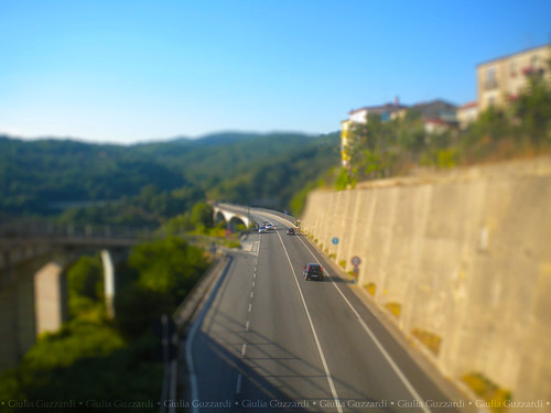 Moccone in tilt-shift by Kahlan_♥