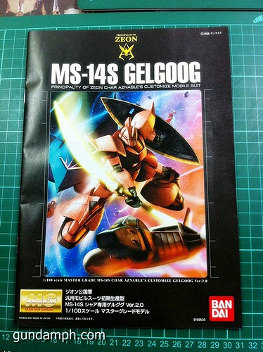 MG Char Aznable's Gelgoog (12)