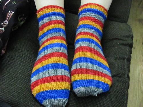 modelled socks - memristor