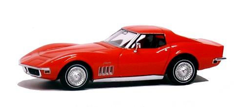 Brekina Corvette 1968