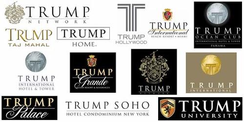 Trump Logos
