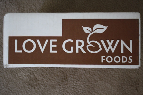 Love Grown granola