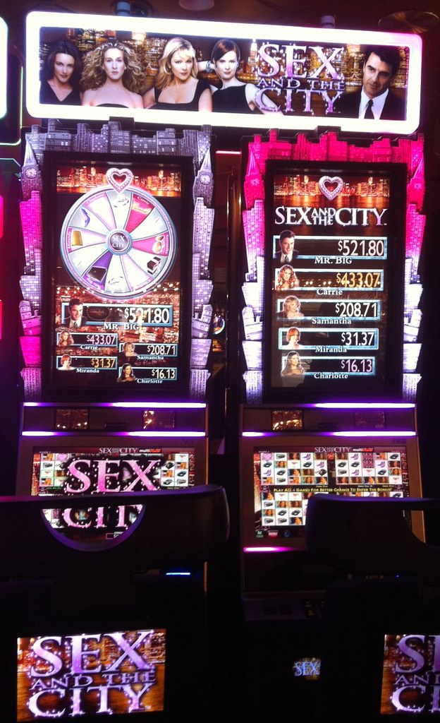 Sex In The City Casino Game