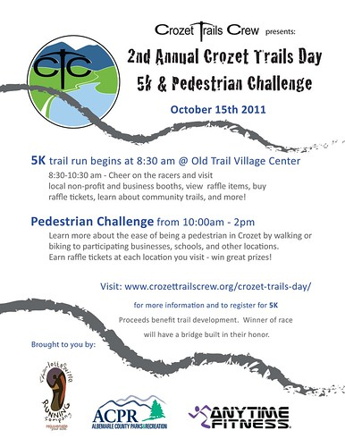 Crozet Trails Day 2011
