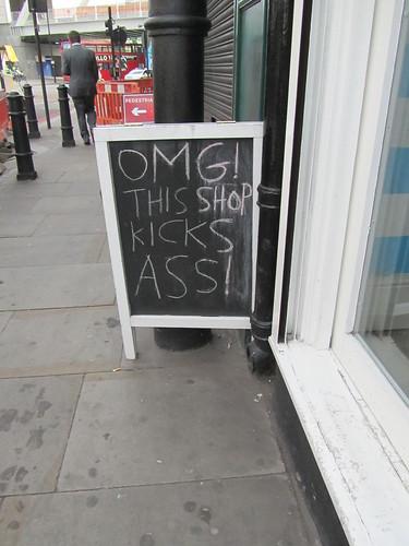 OMG! This shop kicks ass!