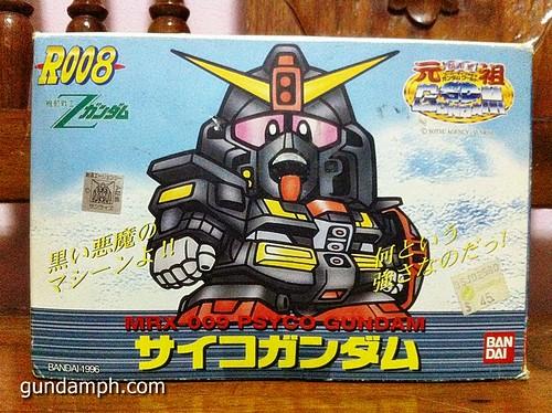 SD Psycho Gundam 1996 version (1)