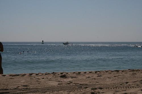 Ocean City, MD inlet