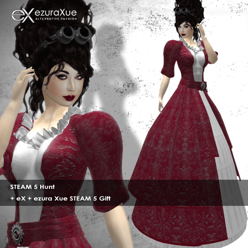 + eX + ezura Xue STEAM 5 Gift
