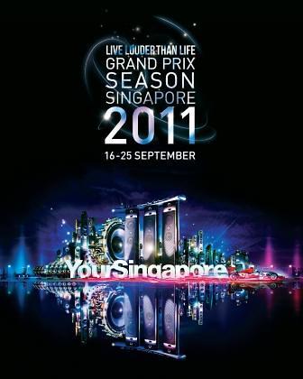 Grand Prix Season Singapore 2011
