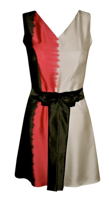 Two-Toned Cocktail Dress, P1895
