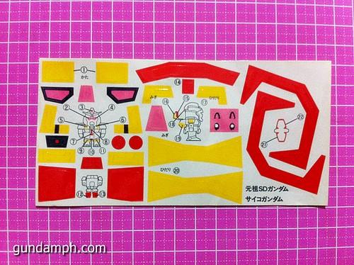 SD Psycho Gundam 1996 version (10)