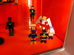 LEGO Brand Retail Costa Mesa Community Window - 4