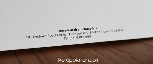 Jewels Artisan Chocolate