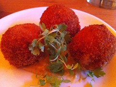 Fried Jambalaya Balls - Char No 4