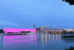 Linz by night