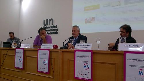 José Antonio Griñán en el III Congreso de la APDA by Congreso APDA