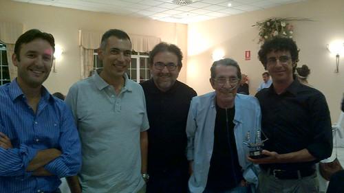 Juanma, Paco, Antonio, Enrique y Emilio by Congreso APDA