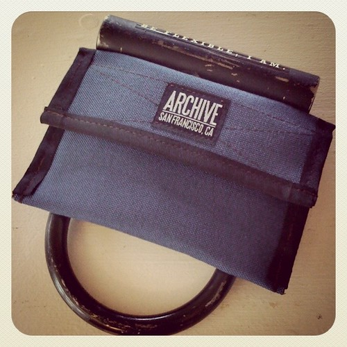 Navy Belt Tool Pack by Archive Victor
