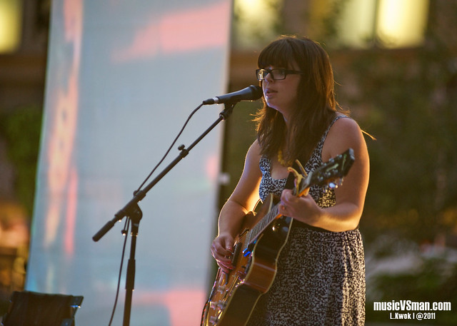 Beth Bombara @ Old Post Office Plaza