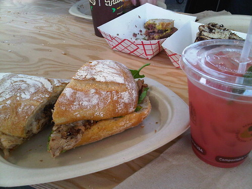 Porcetta Sandwich from Flour + Water at sf st food festival