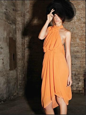 CZ_Diaphanous Dress Short