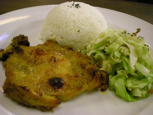Tom'sToo lemon grass chicken