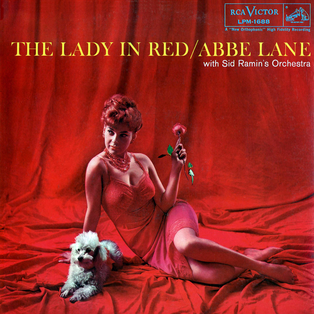 Abbe Lane - The Lady in Red