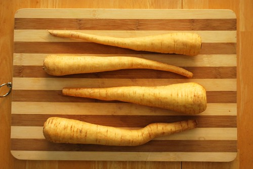 albino carrots