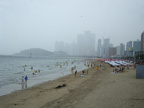 August Afternoon in Haeundae